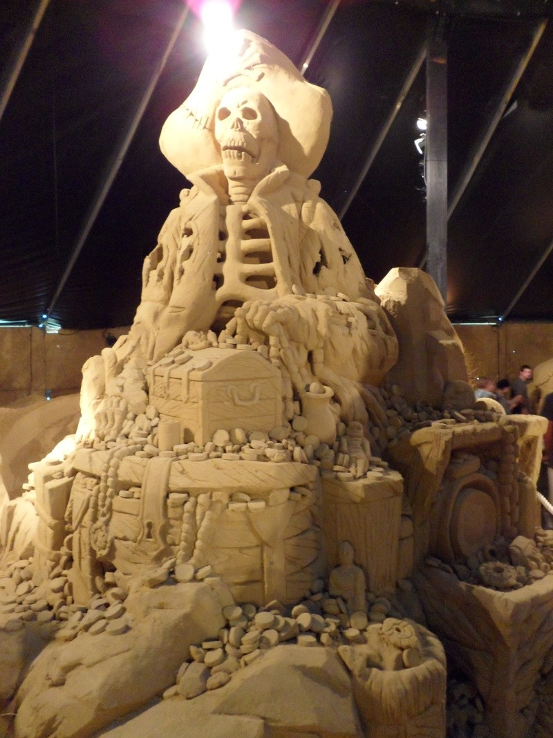 Blankenberge: Sculpture de sable Festival 2011 (belgique) - Page 4 Sam_0214