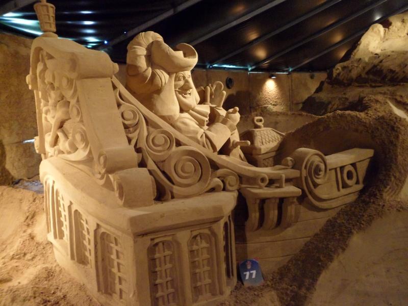 Blankenberge: Sculpture de sable Festival 2011 (belgique) - Page 4 Sam_0216