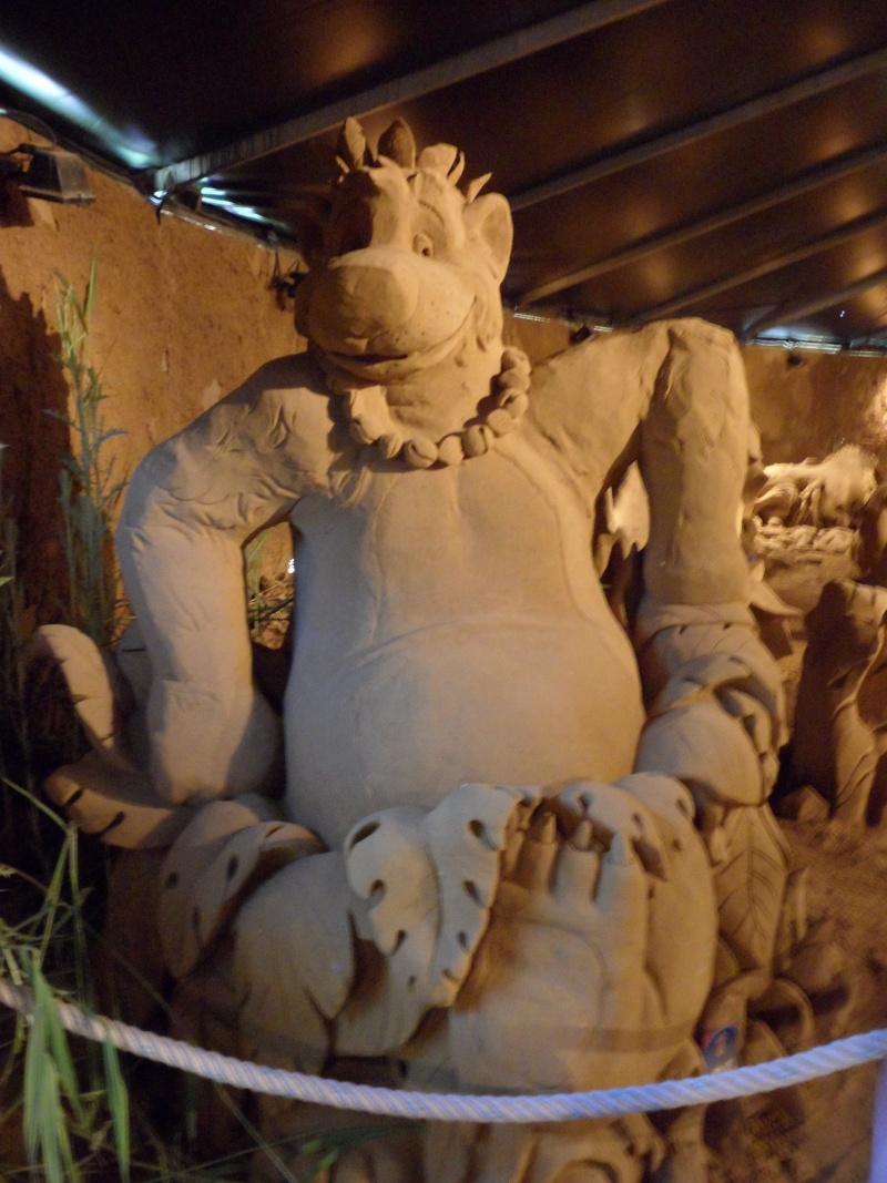 Blankenberge: Sculpture de sable Festival 2011 (belgique) - Page 4 Sam_0218