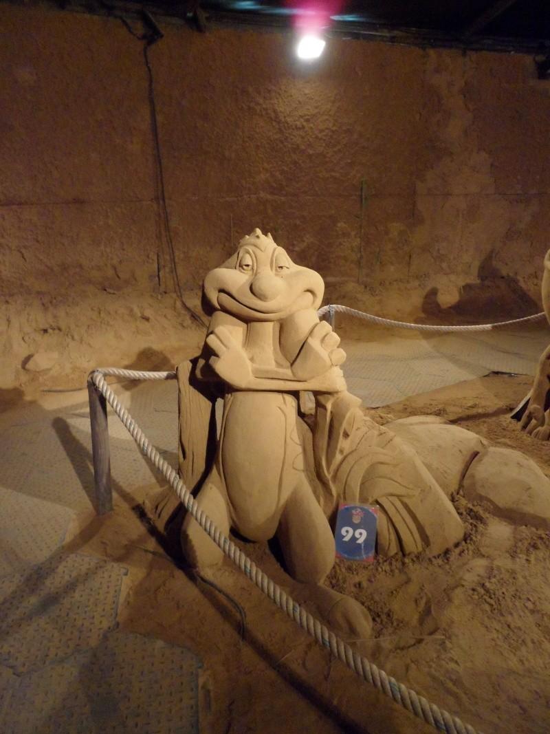 Blankenberge: Sculpture de sable Festival 2011 (belgique) - Page 4 Sam_0311
