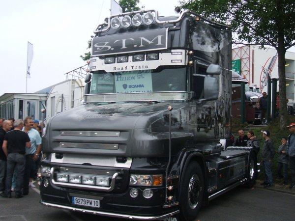 S.T.M (Société Transports Moule)(Pars les Romilly, 10) 28744110
