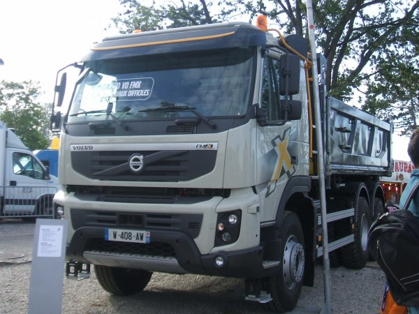 FMX la gamme chantier de Volvo 29408010