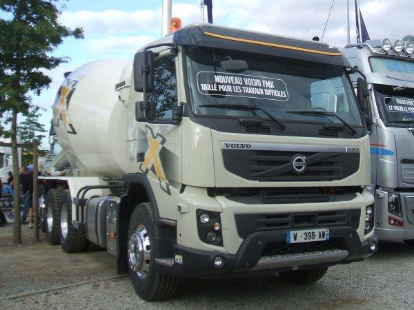 FMX la gamme chantier de Volvo 29408011