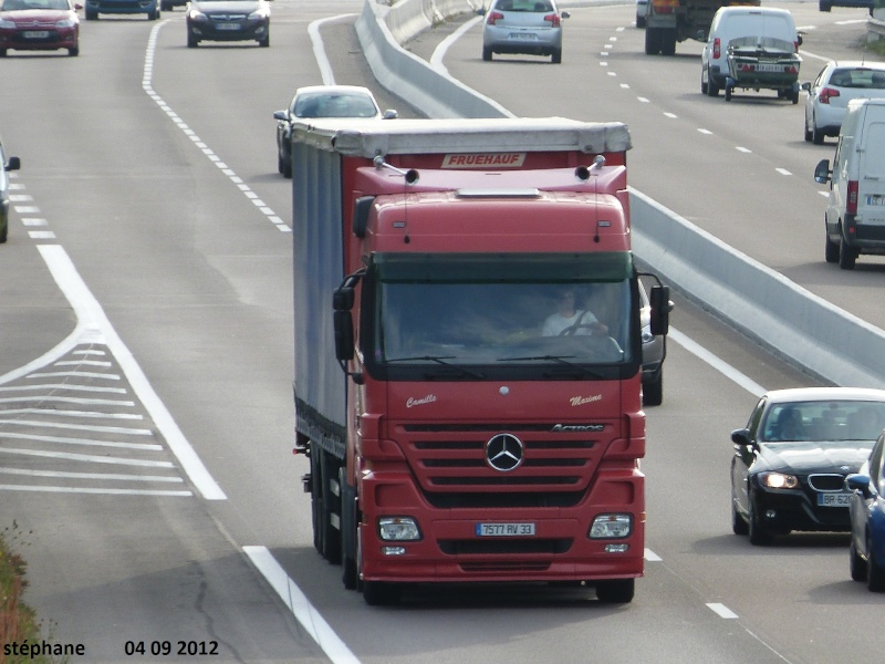 Transports G Blanc (Merignac) (33) Le_04125