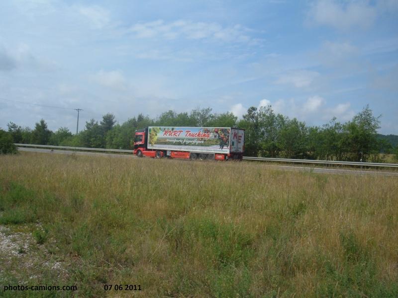 K & E Trucking - Cool Traffic - Kurt Trucking  (Oudenaarde) Le_07_21