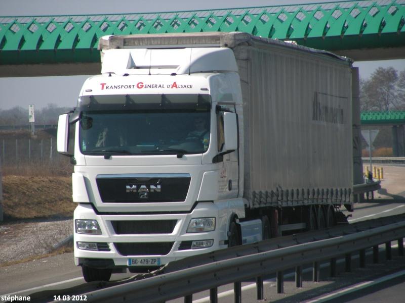 TGA Transports Général d'Alsace (Benfeld 67) Le_14108