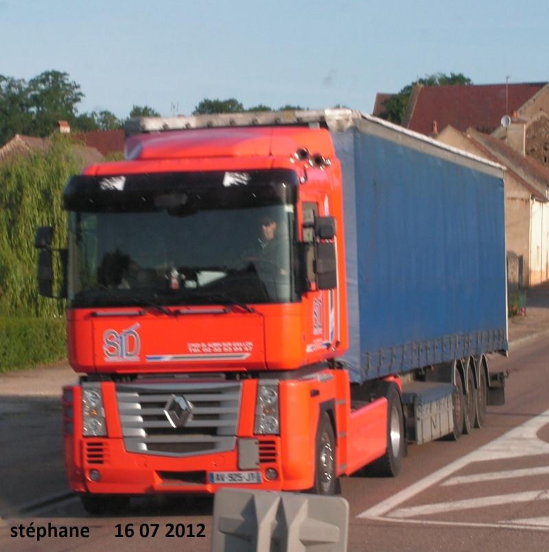 STD Société Transport Duchesne (Saint Aubin sur Gaillon, 27) Le_16108