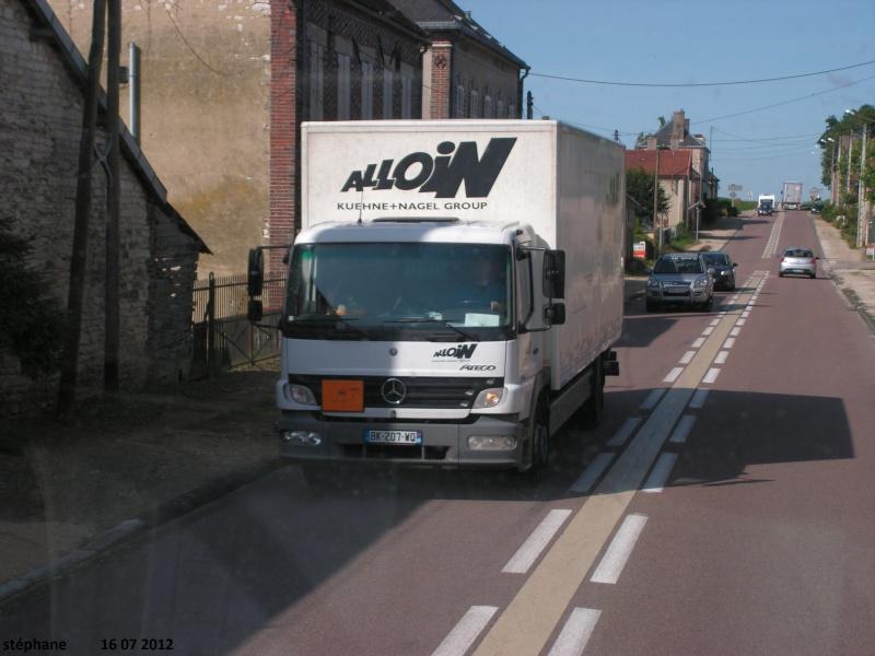 Alloin (Groupe Kuehne & Nagel)(Villefranche sur Saone, 69) - Page 2 Le_16113