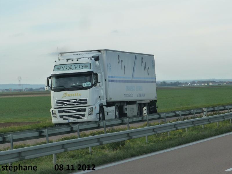 Surelle Transports Frigorifiques ( STF/PAF)( Sains les Pernes 62) P1040551