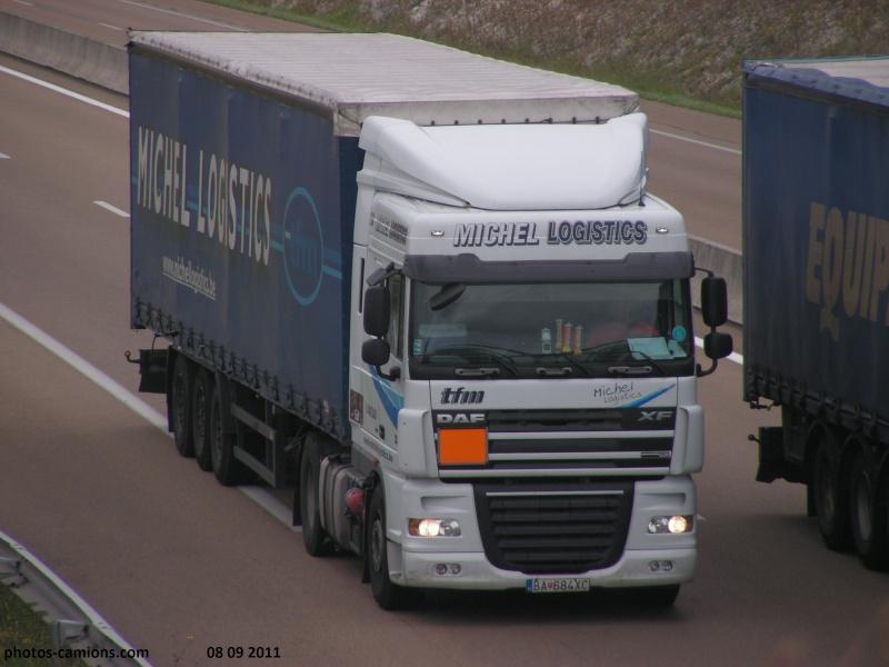 Michel Logistics  (Houdeng-Goegnies) Pict1258