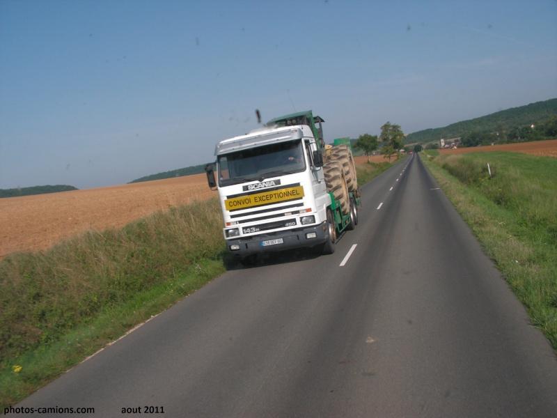Transports de tracteurs forestier Pict1470