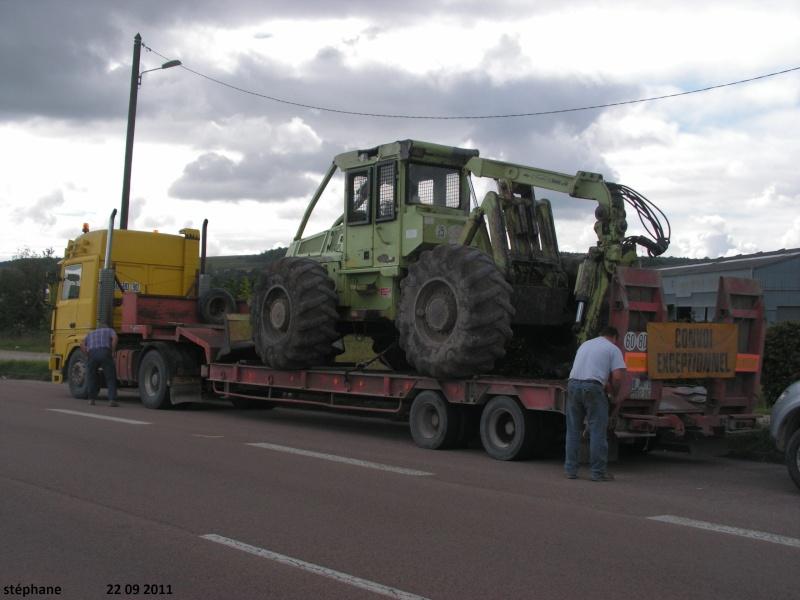 Transports de tracteurs forestier Pict1692