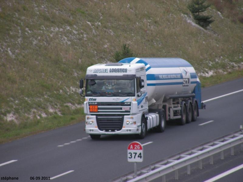 Michel Logistics  (Houdeng-Goegnies) Pict2382