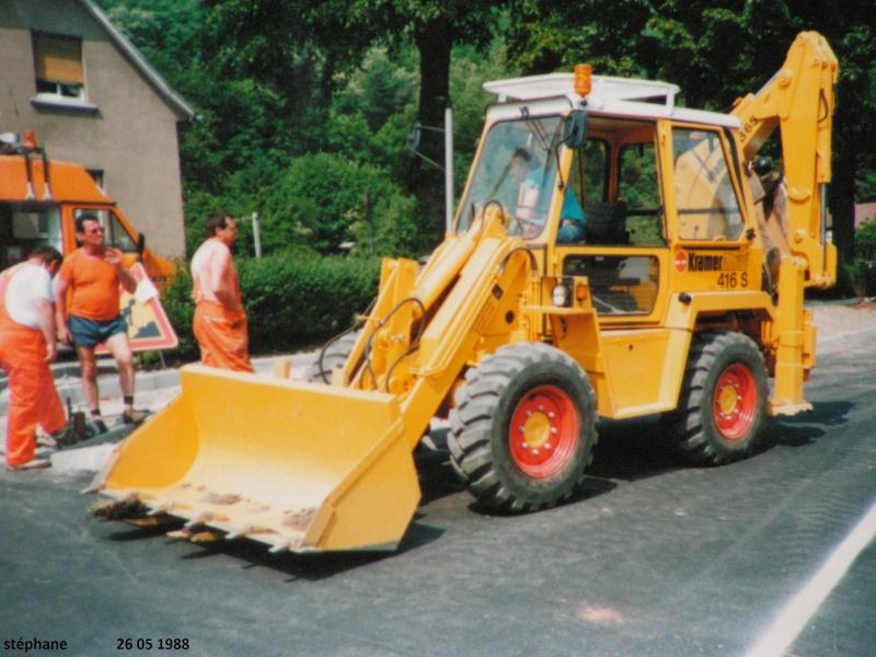 Tractopelle Kramer Allrad (Allemagne) Pict2605