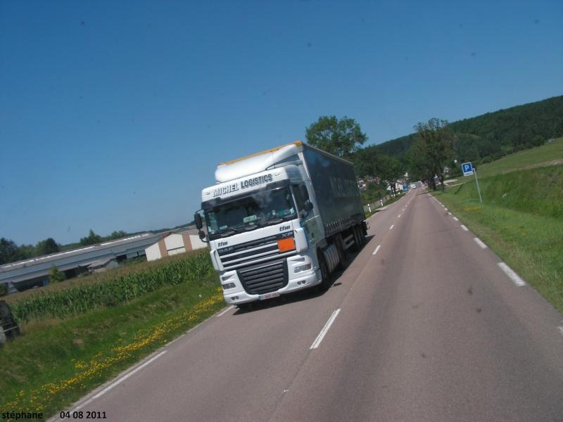 Michel Logistics  (Houdeng-Goegnies) Pict3012