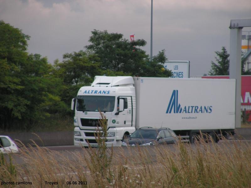 Altrans (Hambach, 57) Rocade40