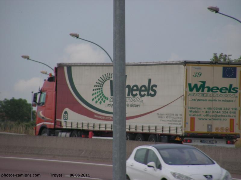 Wheels Spedition Ltd  (Pitesti) Rocade80