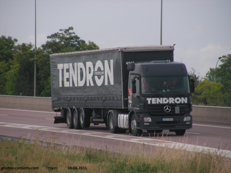 Tendron (Amilly, 45) Rocade84