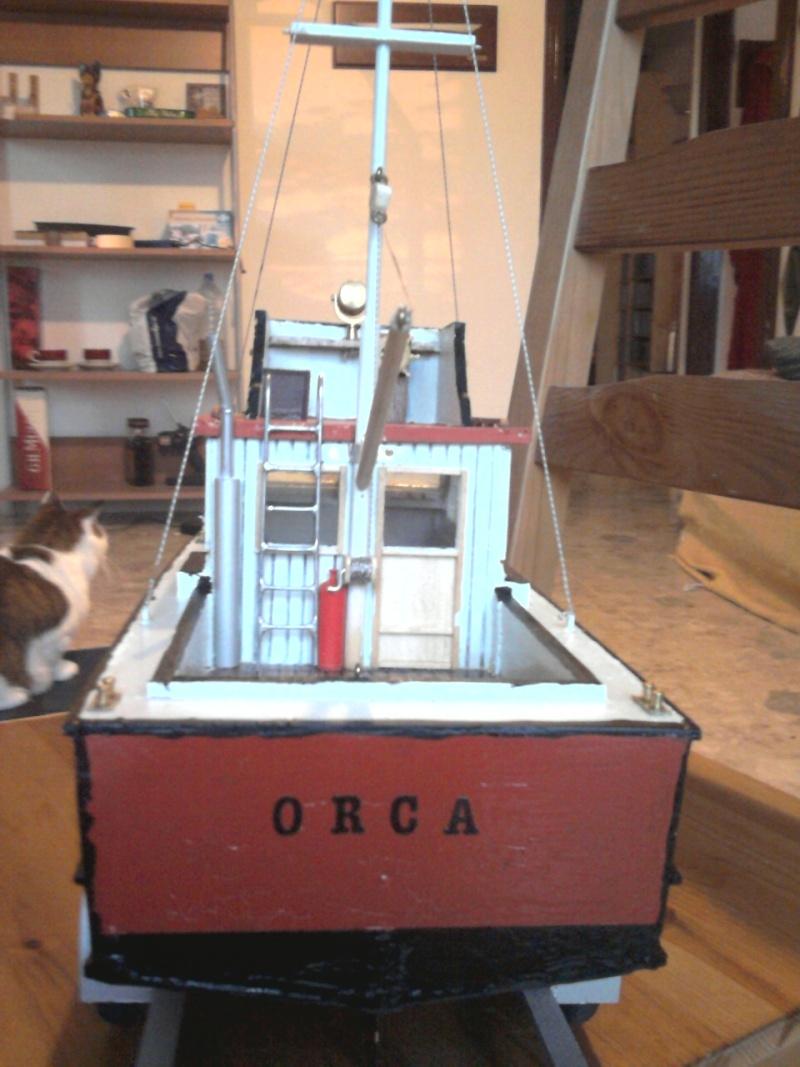 ORCA barca del film Lo Squalo (pozzimario) - Pagina 2 Photo-51