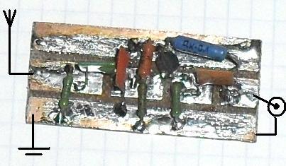 Активная КВ антенна Sdc10311