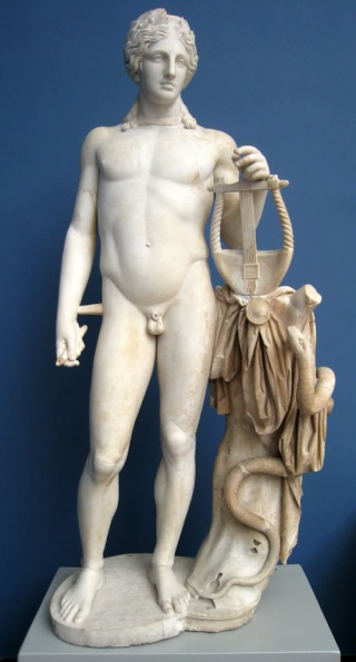 Grčka mitologija Apollo12