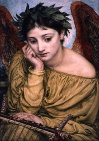 Grčka mitologija Erato210