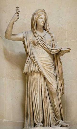 Grčka mitologija Hera-g10