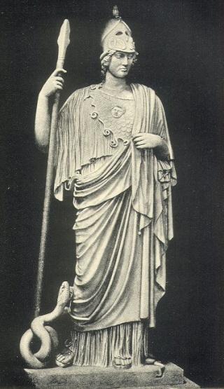 Grčka mitologija Pallas10
