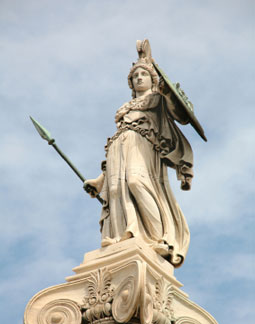 Grčka mitologija Pallas11