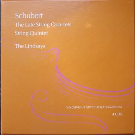 Schubert - Quatuors et quintette à cordes - Page 3 14534811