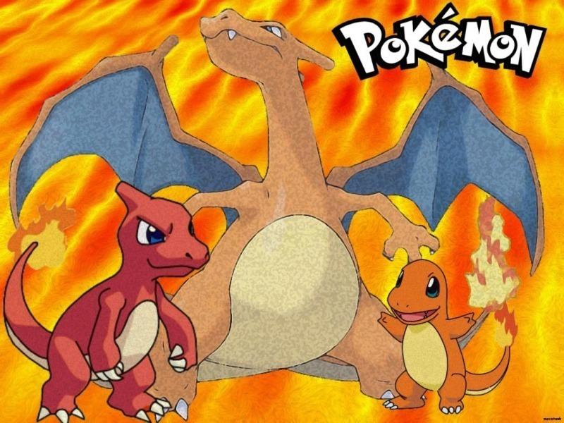 O Meu Pokémon Favorito Chariz10