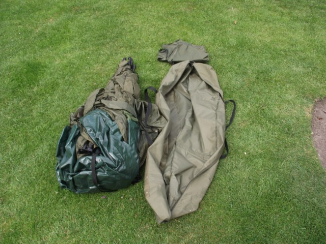 Fox Ground Tent: Easy Dome Review Bag_111