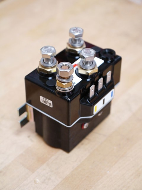 Electric Winch Solenoids  Superw10