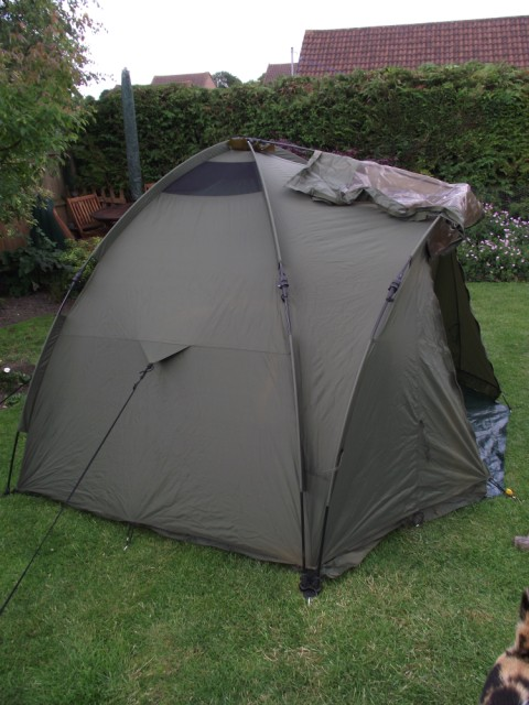 Fox Ground Tent: Easy Dome Review Tent_212