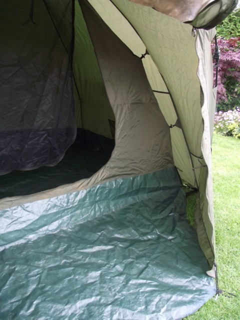 Fox Ground Tent: Easy Dome Review Tent_311