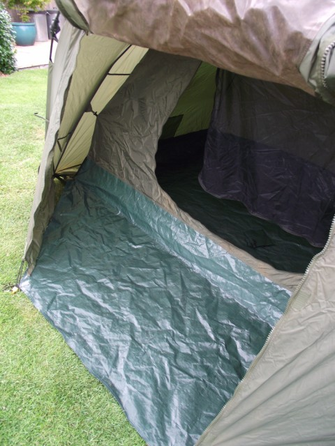 Fox Ground Tent: Easy Dome Review Tent_411