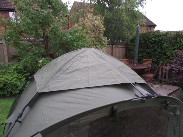 Fox Ground Tent: Easy Dome Review Tent_911