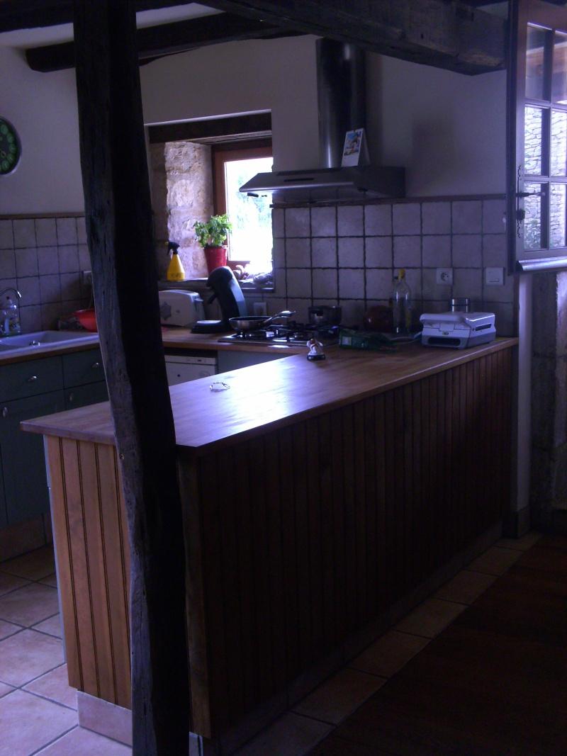 La maison de Lilly: Commençons par la cuisine ! Pict0014