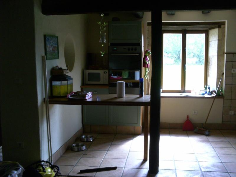 La maison de Lilly: Commençons par la cuisine ! Pict0016