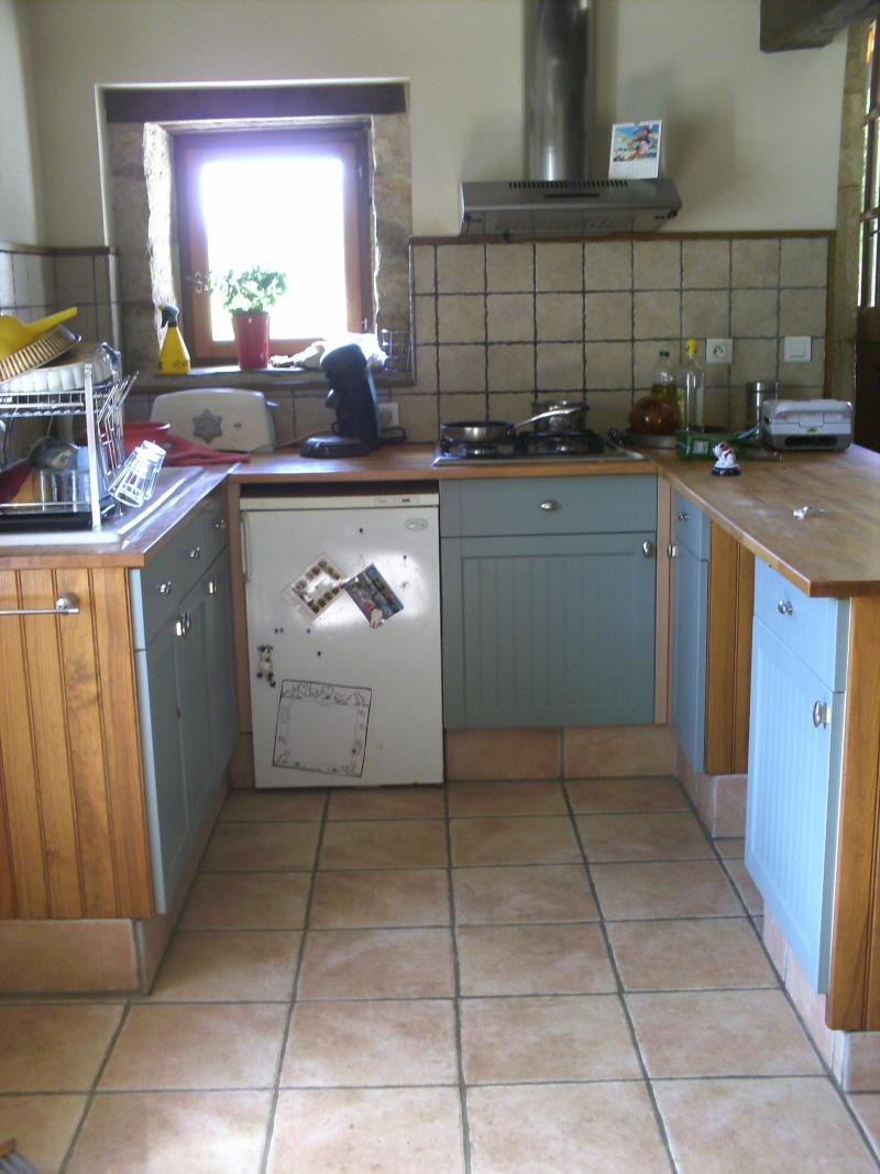 La maison de Lilly: Commençons par la cuisine ! Pict0017
