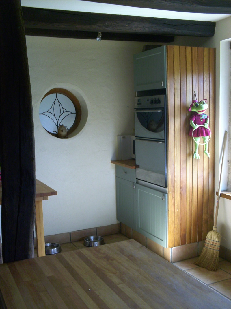 La maison de Lilly: Commençons par la cuisine ! Pict0019