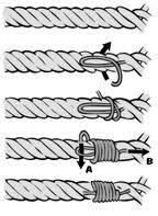 Verbes et termes en rapport au matelotage, corderie. - Page 4 Ligatu10