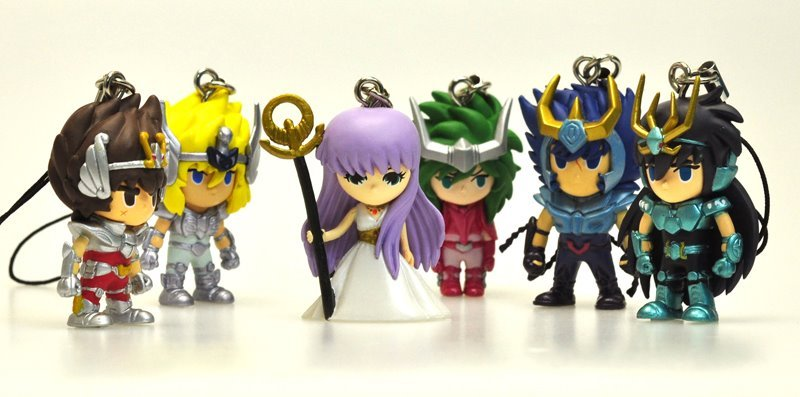 [Bandai] Saint Seiya x devilrobots FIGURE COLLECTION 0130