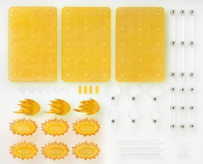 [Myth Cloth EX] Special Display Stage set - Clear Orange ver. (25 Novembre 2011) 31960610