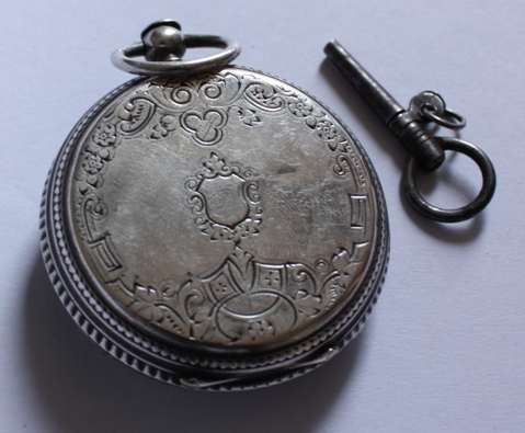 What was your first pocket watch ? 15l_0010