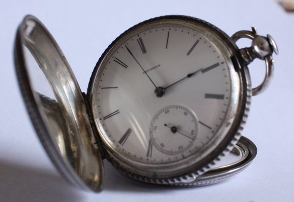 What was your first pocket watch ? 15l_0011