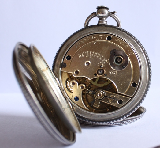 What was your first pocket watch ? 15l_0012