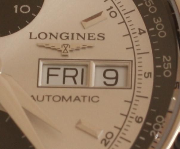 Ma petite dernière, Longines Heritage 1954 Img_3014