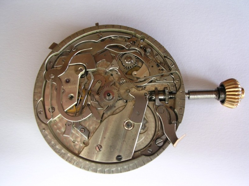 Association horlogère suisse : quarter repeater and chronograph Mvt_av10