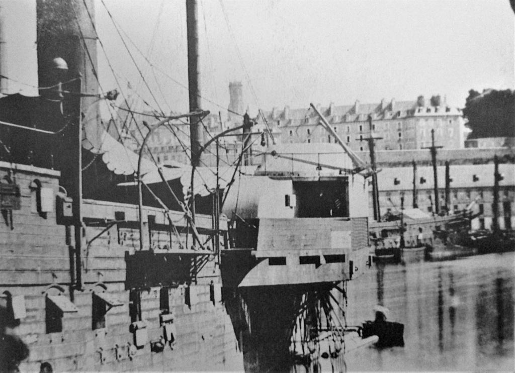 """Frégate à roues """"La Caraïbe"""" perdue en janvier 1847. Ne_sai10"""